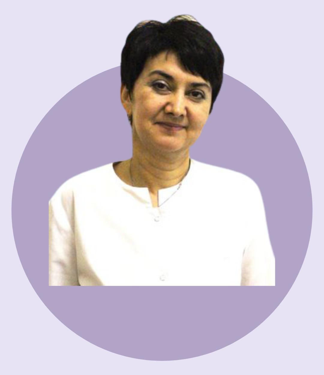 Ахметкалиева Ульяна Андреевна